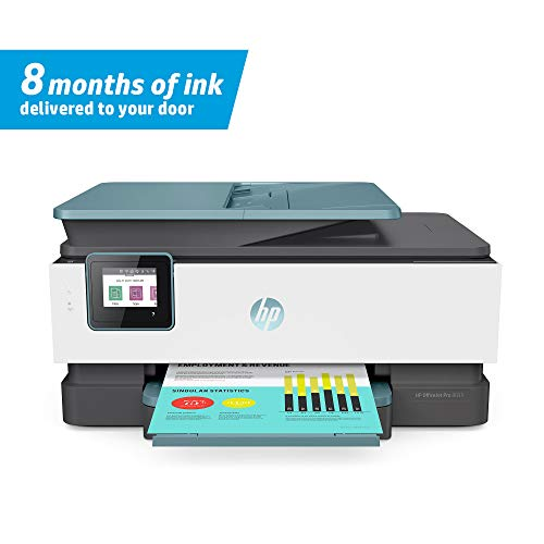 Buy Discount HP OfficeJet Pro 8035 All-in-One Wireless Printer - Includes 8 Months of Ink Delivered ...