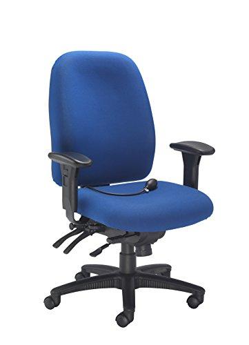 Office Hippo bureaustoel, duurzaam, hoge rugleuning, orthopedisch