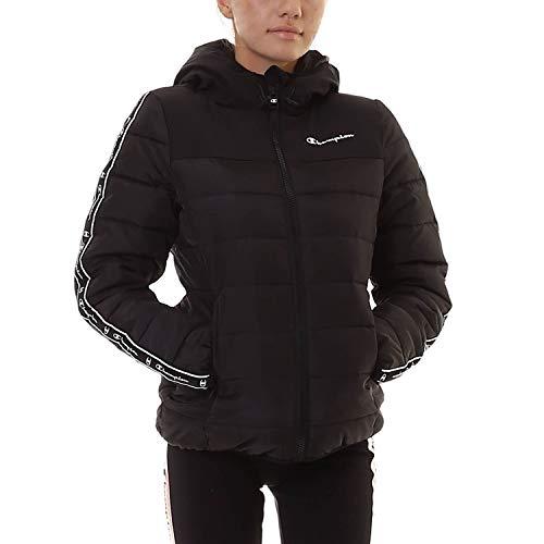 Hooded POLYFILLED Jacket KK001 NBK N 112160-KK001