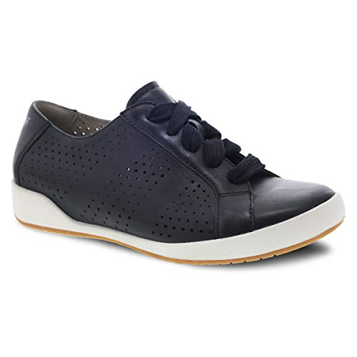 Dansko Women's Orli Black Sneaker 9.5-10 M US