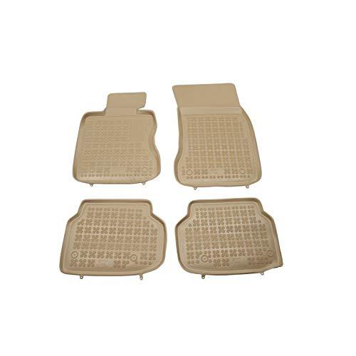 Fußmatten, Gummi REZAW-PLAST RP-D 200707/B