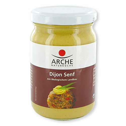 Arche Naturküche Bio Dijon Senf (1 x 200 ml)