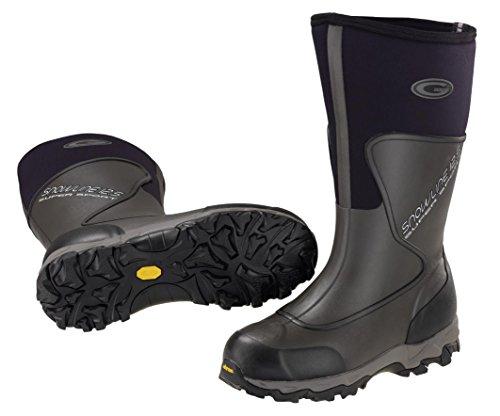 Snowline Super Sport 12, 5, schwarz/moor, 38 (UK 5)
