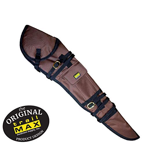 Check Out This TrailMax Rifle Scabbard, Soft-Sided Gun Case, Quick Access, Accommodates 26 inch Barr...