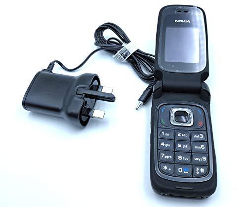 Nokia 6085 Seagull Silver (Quadband, Kamera, Bluetooth) Klapphandy