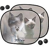 Pets-easy Pare Soleil Chat Voiture de Chat thaï