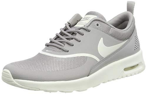 Nike Air Max Thea Sneakers voor dames, Grijs Atmosphere Grey Sail 034, 37.5 EU