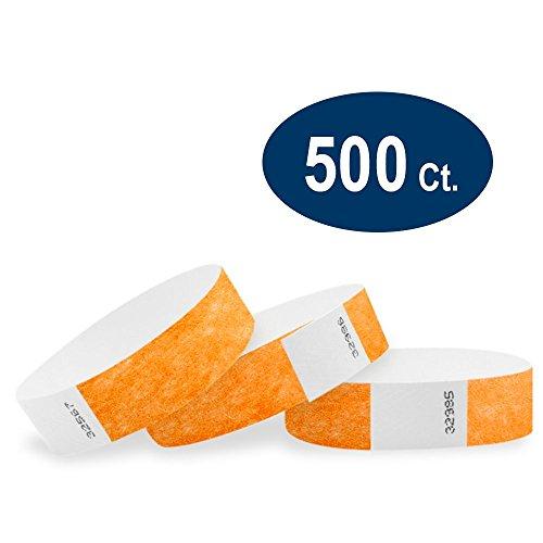 WristCo Neon Orange 3/4