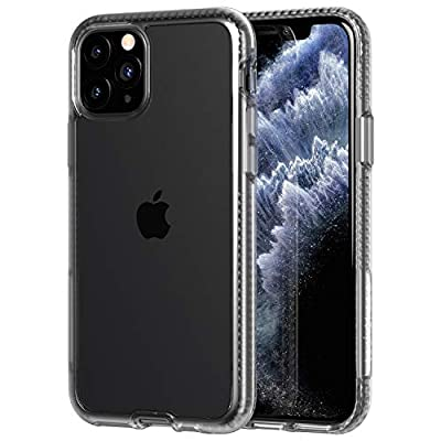 Tech21 Protective Apple iPhone 11 Ultra Thin Back Cover with BulletShield Protection - Pure Clear - Transparent