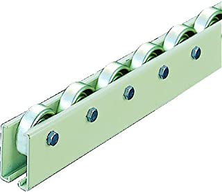 TRUSCO ホイールコンベヤ プレス製Φ38X12 P100XL2400 V-38S-100-2400