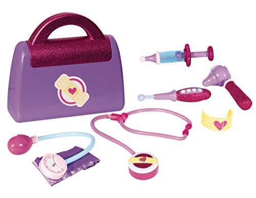 Doc McStuffins Disney dokterskist met accessoires, 8-delig