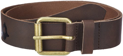Pepe Jeans Hammond - Ceinture - Homme - Marron (Brown) - FR: 85 cm (Taille fabricant: 85)