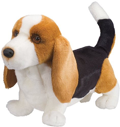 Douglas Harold Basset Hound Dog Plush Stuffed Animal