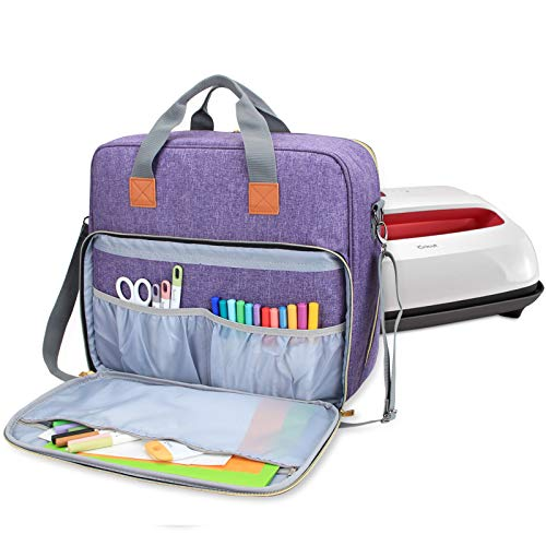 Luxja Carrying Case Compatible with Cricut Easy Press 2 (12