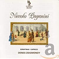Paganini: Sonatinas/Capricci