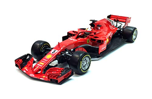 Bburago F1 – Scuderia Ferrari SF71H #5 Sebastian Vettel 1:18 2018