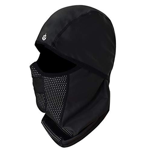 freneci Senderismo Headwear Warmer Bicicleta Gorra de Montar Headcover Gorro Impermeable a Prueba de Viento