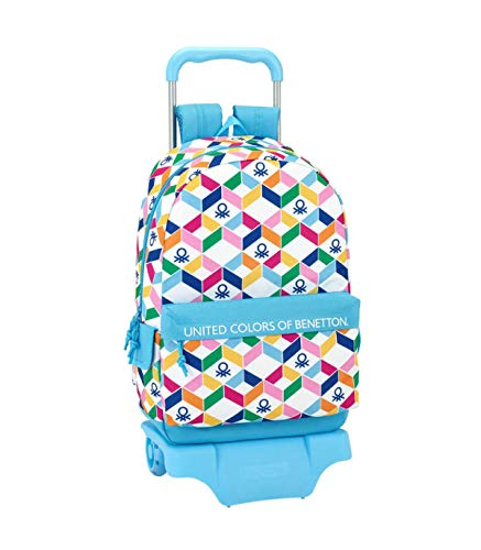 Trolley Benetton Geometric 42cm carro 905
