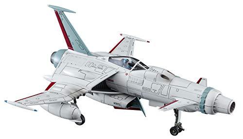 ハセガワ クリエーターワークスシリーズ 宇宙海賊キャプテンハーロック スペースウルフ SW-190 対マゾーン戦 w/有紀螢フィギュア 1/72スケール プラモデル 64785
