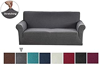 Best grey couch slipcover Reviews