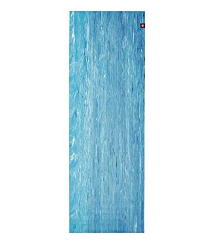 'Manduka EKO Superlite Yoga Mat Dresden Blue Marbled 71'' (136051339)