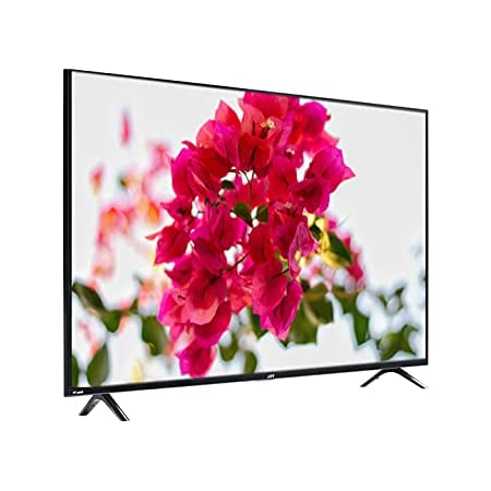 """TCL 55"""" Model 55S421 Class 4K Creative Pro UHD LED Roku Smart TV HDR 4 Series and HDR Technology (Renewed) (55"""", 55S421)"""
