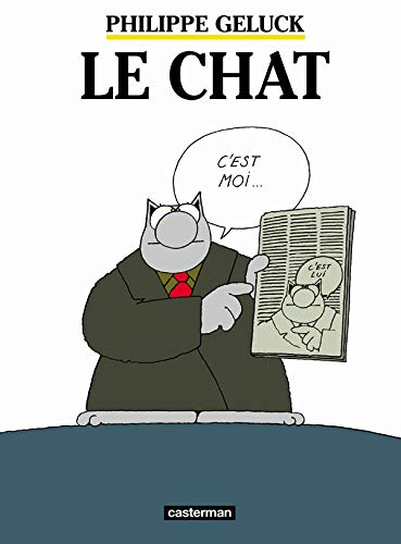 Le Chat, Tome 1 : Mini-album