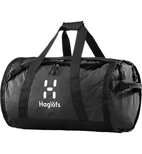 Haglöfs Sporttasche Haglöfs Unisex Sporttasche Lava 90 Smarte Details True Black 1-Size 1-Size