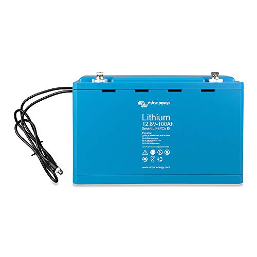 Lithium-Eisenphosphat-Batterie 12,8V/100Ah SMART mit Bluetooth