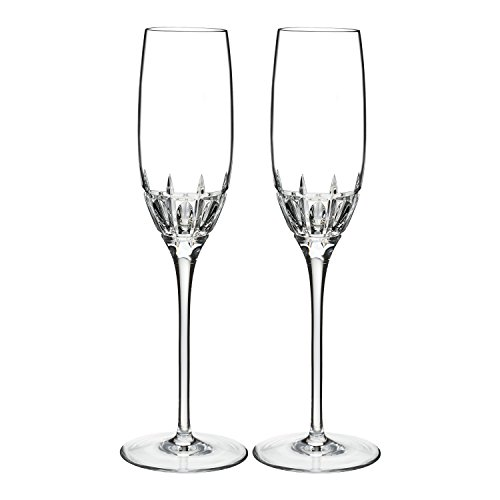 Marquis By Waterford, HARPER FLUTE 7 OZ, SET of 2