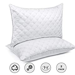 Scientific ergonomic pillow. With about 156 3D pillows, by balancing the head, neck and shoulder support, the three-point curve forms a wonderful support that protects your cervical spine, promoting and extending your sleep time. Germany imports fill...