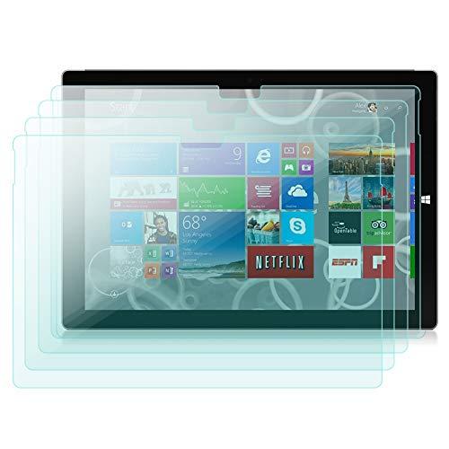 4x–Pellicola proteggi schermo per Microsoft Surface Pro 3Pellicola proteggi schermo pellicola proteggi schermo trasparente
