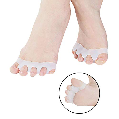 ZYXZXC Toe Spreader Hallux Valgus Corrector Separates And Cushions Toes Perfect For Yoga Ballet Dancers Yogis And Athletes