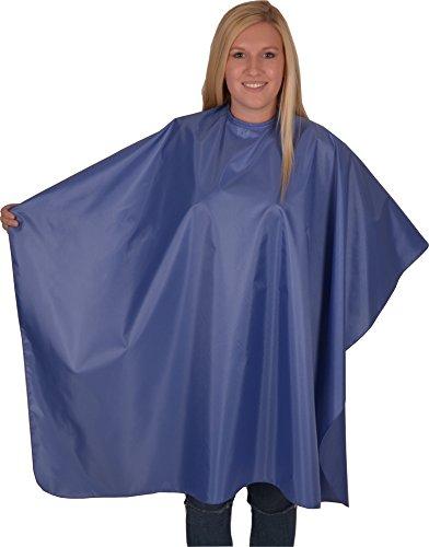 Solida Cape de lavage et de teinture Bleu