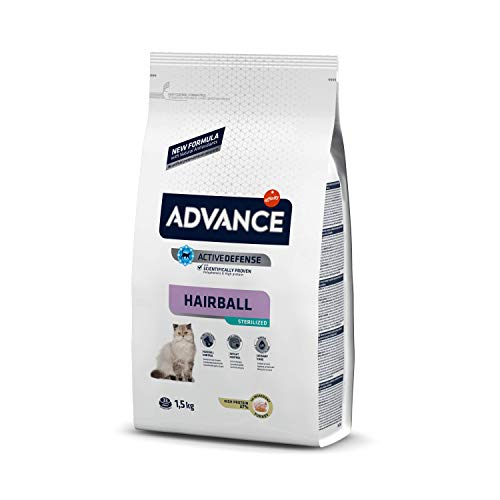 Affinity Advance Hairball sterilized