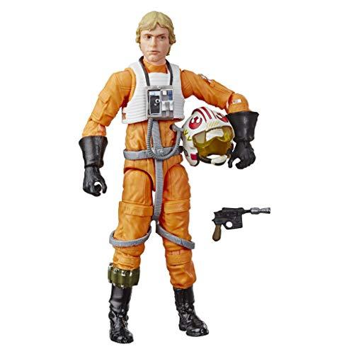 Star Wars - Figura de acción de Luke Skywalker de Star Wars The Vintage Collection (E6276EL2)