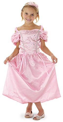 Folat 21823 Princesse Robe pour Enfants (2 pièces, Taille 116–134, Medium)