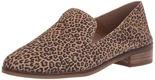 Lucky Brand Women's Cahill Loafer Flat, Eyelash, 5.5