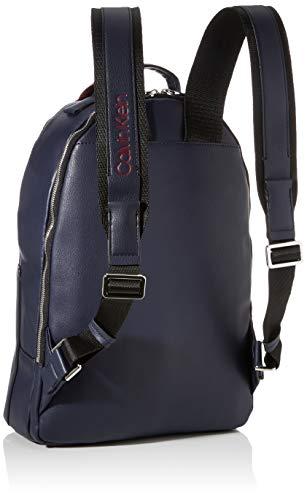 41zuZCP87OL - Calvin Klein Flex 2g Round Backpack - Shoppers y bolsos de hombro Hombre