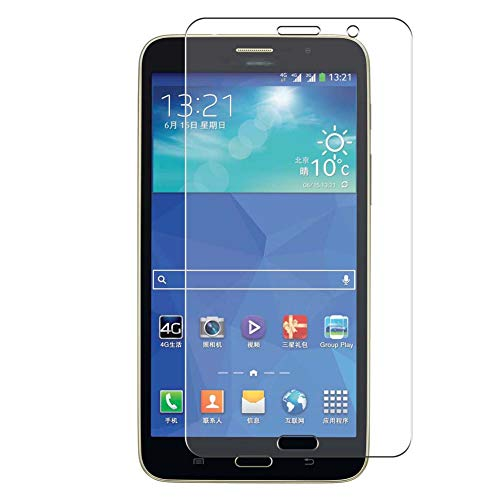 Vaxson 4 Unidades Protector de Pantalla, compatible con Samsung Galaxy Tab Q SM-T2519 T2558 T2556 7' [No Vidrio Templado Carcasa Case ] Película Protectora Film Guard