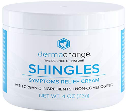 Save On Natural Shingles Treatment and Relief Cream - with Manuka Honey - Shingle Nerve Pain Ointment - Natural Moisturizer for Face and Body - Stops Shingle Breakouts, Burning, Scar and Itchy Skin