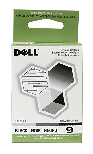 DELL OEM Ink Cartridge, BLACK, yield 172 MK990