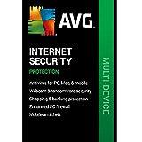AVG Internet Security: dispositivos de 3 años