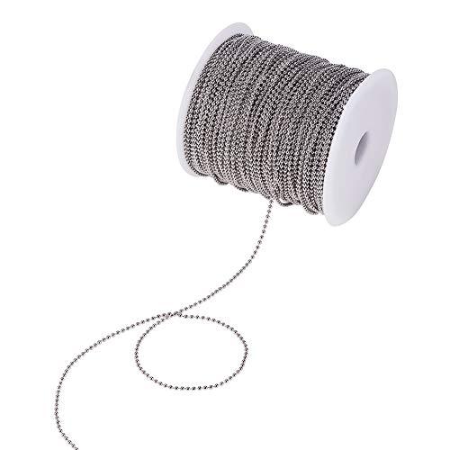 Simple Merssavo 100/cm 9/Mm-metal Cha/îne de remplacement Courroie de sangle pour sac /à main pour femme Sac /à bandouli/ère dor/é