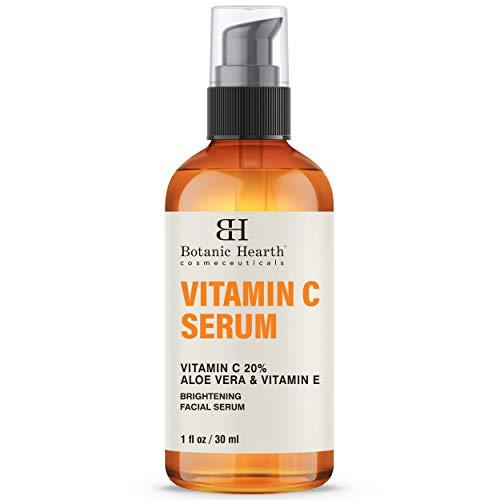 Botanic Hearth Vitamin C Serum for Face - Restorative Serum with...