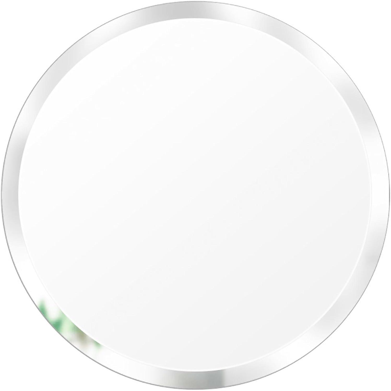 ZHBWJSH Round Bathroom Mirror Wall Mirror Wall Mirror Bathroom Bathroom Vanity Mirror Wall Mirror Dresser Mirror