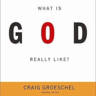 What Is God Really Like? cover art