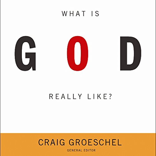 What Is God Really Like? audiobook cover art