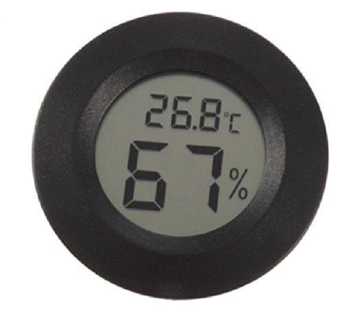 Pink Lizard lcd mini celsius termometro digitale igrometro metro