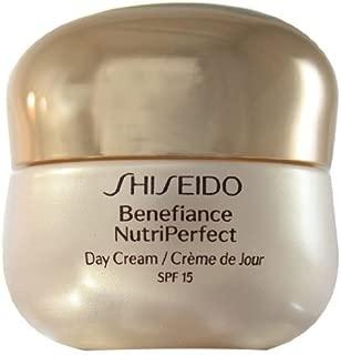SHISEIDO by Shiseido Benefiance NutriPerfect Day Cream SPF15--1.7oz